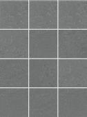 1321H Матрикс серый темный, полотно 29,8х39,8 из 12 частей 9,8х9,8 керамический гранит