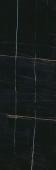 14026R Греппи черный обрезной 40*120 керамическая плитка