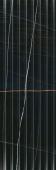 14035R Греппи черный структура обрезной 40*120 керамическая плитка