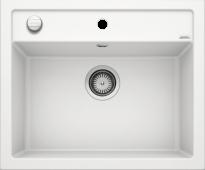 Мойка DALAGO 6 SILGRANIT PuraDur белый с клапаном-автоматом  BLANCO 514199