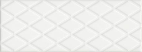 15142 Спига белый структура 15*40 керамическая плитка