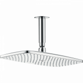 Верхний душ hansgrohe Raindance E 360 AIR 1jet потолочный, хром 27381000