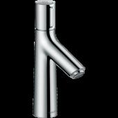 Смеситель hansgrohe Talis Select S для раковины со средним изливом и сливным гарнитуром, хром 72042000