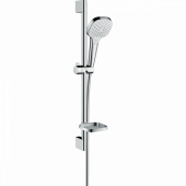 Душевой набор hansgrohe Croma Select Е Vario и мыльницей Casetta 26586400