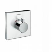 Термостат hansgrohe ShowerSelect Highflow для душа, стеклянный 15734400