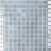 Мозаика  FIRE GLASS № 107 (на сетке) чип 25х25 мм