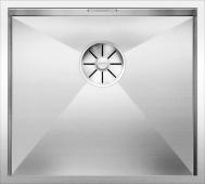Мойка ZEROX 450-IF нерж.сталь зеркальная полировка с отв. арм. InFino  BLANCO 521586