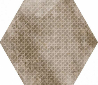 Керамогранит Equipe Urban Hexagon Melange Nut 29,2*25,4