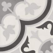 Керамогранит Marrakesh микс 5 серый 18,6х18,6
