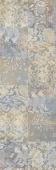 Вставка Textile Pattern MIX W\DEC M 20x60 NR Mat 1