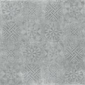 IDALGO Гранит Стоун Цемент Декор Цемент SR Серый 59,9x59,9 керамогранит
