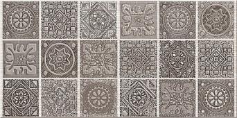 Плитка AZORI Grazia Mocca 405x201 декор Nefertiti