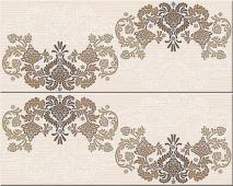 Плитка AZORI Amati 505x402 Sakura панно из 2 частей