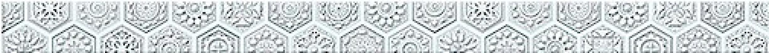 Плитка AZORI Riviera 505x35 Favo Border