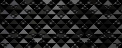 Плитка AZORI Vela Nero 505x201 декор Confetti