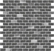 AZORI Devore 304x300 gris JA-04 мозаика