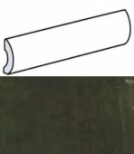 Бордюр настенный Equipe La Riviera Pencil Bullnose Botanical Green 20*3
