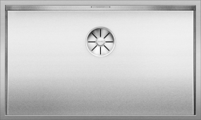 Мойка ZEROX 700-U нерж.сталь Durinox с отв. арм. InFino (Заказная позиция) BLANCO 521560