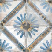 Francisco Segarra FS MARRAKECH Blue 45х45x1,05 см плитка напольная 45*45 см