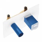 Встраиваемая часть смесителя однорычажного на 2 отверстия (23200002)