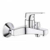 Смеситель для ванны GROHE BauFlow, хром (23601000)