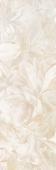 Вставка Murano Vetro A Beige W\DEC M 25x75 NR Glossy 1