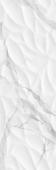 Декор Statuario White W M/STR 25x75 NR Glossy 1