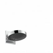 Верхний душ hansgrohe Rainfinity 250 3jet EcoSmart 9 л/мин с настенным разъемом 26233000