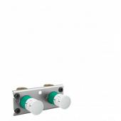 Базовый набор hansgrohe Rainfinity для душевой системы hansgrohe Showerpipe 360 1jet скрытая установка 26840180