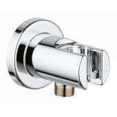 Подключение для душевого шланга GROHE Relexa с держателем, хром (28628000)