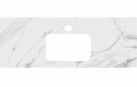 Спец. декоративное изделие для раковин, встраиваемых сверху, 120 см Монте тиберио натуральный