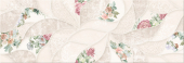 Плитка настенная ELETTO Malwia 700х242 Milk Floris ректификат