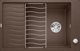 Мойка ELON XL 6 S-F SILGRANIT PuraDur кофе, с клапаном-автоматом  InFino (Заказная позиция) BLANCO 524859