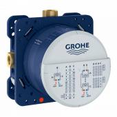 Универсальная встраиваемая часть GROHE Rapido SmartBox для вентилей, смесителей и термостатических смесителей Grohtherm SmartControl (35600000)