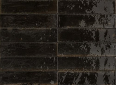 Керамогранит Marazzi  Lume Black 6х24