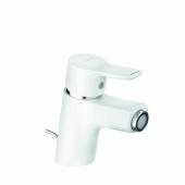 KLUDI PURE&EASY Однорычажный смеситель на биде, c донным клапаном, арт. 375339165