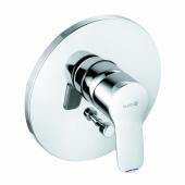 KLUDI PURE&EASY Встраиваемый смеситель для ванны и душа, внешняя монтажная часть, для 88011, арт. 376500565