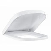 Сиденье для унитаза GROHE Euro Ceramic с микролифтом, альпин-белый (39330001)