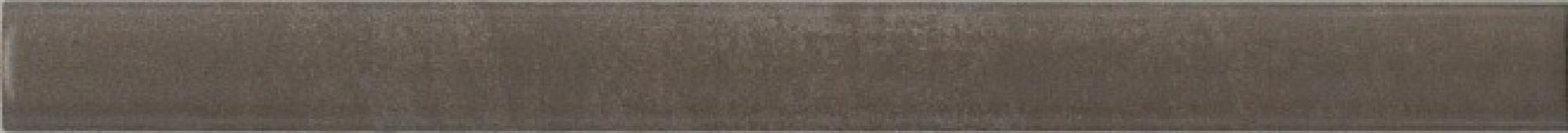 Бордюр Раваль коричневый обрезной 30х2,5х19