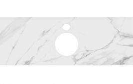 Спец. декоративное изделие для накладных раковин 120 см Монте тиберио натуральный