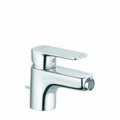 KLUDI PURE&STYLE Однорычажный смеситель на биде, c донным клапаном, арт. 402160575