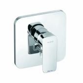 KLUDI PURE&STYLE Встраиваемый смеситель для ванны и душа, внешняя монтажная часть, для 88011, арт. 406500575