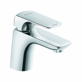 KLUDI AMEO Однорычажный смеситель для раковины, без донного клапана, арт. 410280575