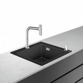 Кухонная комбинация hansgrohe C51-F450-06, хром 43217000