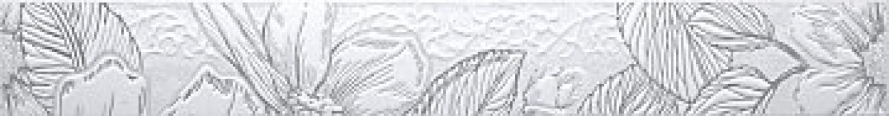 Бордюр настенный AltaCera Beton Gray Sonata 6,7x50