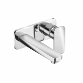 KLUDI E2 Настенный смеситель для раковины, 180 мм, арт. 492440575