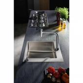 Кухонная комбинация hansgrohe C71-F450-06, сталь 43201800