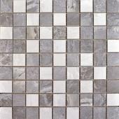 Мозаика керамическая Kerasol Persia Mix 2 Gris/Perla 30,8x30,8