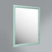 Панель с зеркалом Provence, 60 см зеленый
