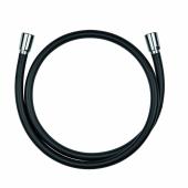 KLUDI SUPARAFLEX BLACK Душевой шланг, 1250 мм, арт. 6107187-00